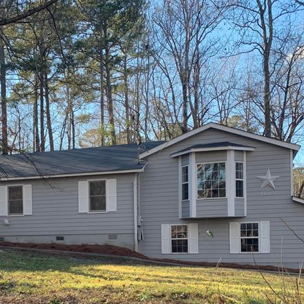 Rent this 3 bed house on 1085 Ahwenasa Trail in Macon, GA 31220