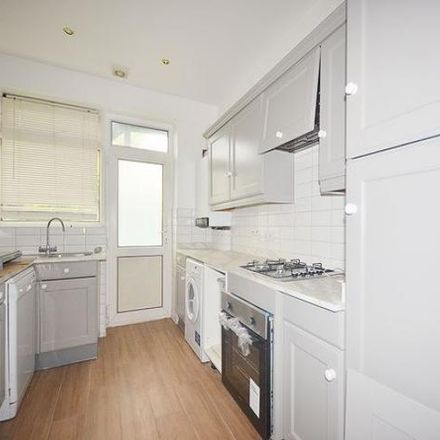 Rent this 3 bed apartment on Bowes Park in 63 Goring Road, London N11 2DD