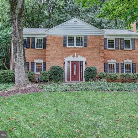 Rent this 4 bed house on 4102 Whispering Lane in Mount Pleasant, VA 22003