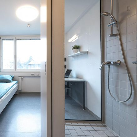 Rent this 1 bed room on Base 19 - homes for students in Peter-Jordan-Straße 1, 1190 Vienna