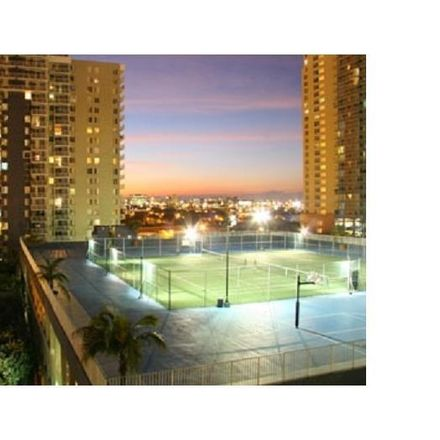 Rent this 2 bed apartment on 850 North Miami Avenue in Miami, FL 33136