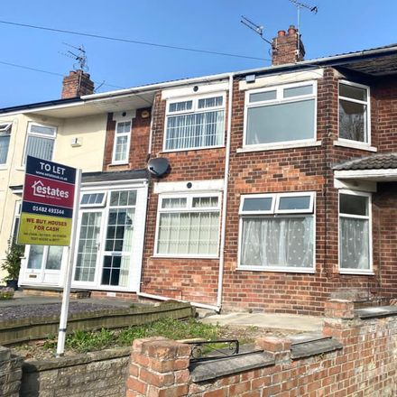Rent this 3 bed house on Boothferry Road Boothferry Park in Boothferry Road, Hull HU4 6EW
