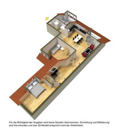 Rent this 3 bed loft on Berlin in Westend, BERLIN