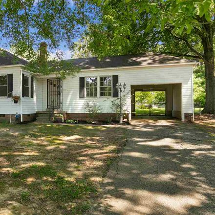 Rent this 3 bed house on 1040 Milan Hts in Milan, TN 38358