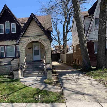 Rent this 5 bed house on Courville St in Detroit, MI