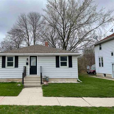 Rent this 2 bed house on 528 Hartung Street in Green Bay, WI 54302
