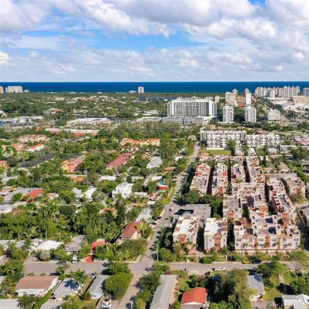 Rent this 2 bed townhouse on 1033 Northeast 17th Way in Fort Lauderdale, FL 33304