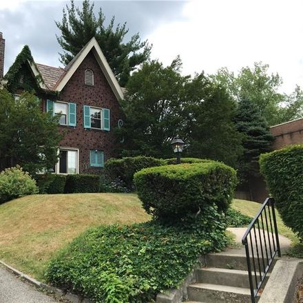 Rent this 2 bed apartment on 1014 North Highland Avenue in Pittsburgh, PA 15206