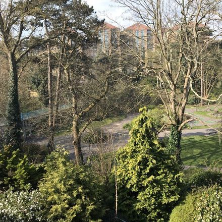 Rent this 1 bed apartment on The Sands in 13 Boscombe Spa Road, Bournemouth BH5 1AU