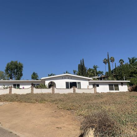 Rent this 4 bed house on 2248 La Cresta Road in La Cresta, CA 92021