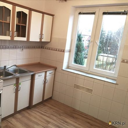 Rent this 3 bed apartment on Rondo Romana Dmowskiego in 35-001 Rzeszów, Poland