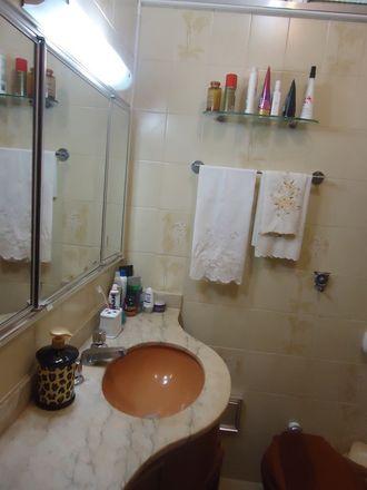 Rent this 2 bed apartment on Pontificia Universidade Católica do Rio de Janeiro in Rua Marquês de São Vicente 225, Gávea
