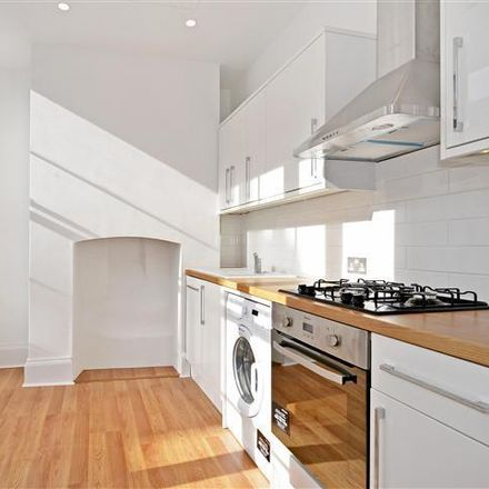 Rent this 2 bed apartment on Pickwick Papers & Fabrics in 6 Nelson Road, London SE10 9JB