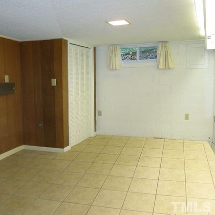 Rent this 1 bed duplex on 38 Davie Circle in Chapel Hill, NC 27514