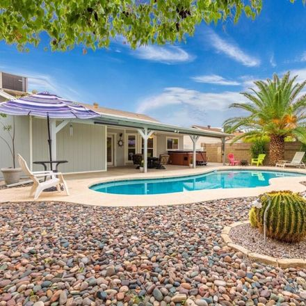 Rent this 1 bed house on Mesa in Hohokam Village, AZ