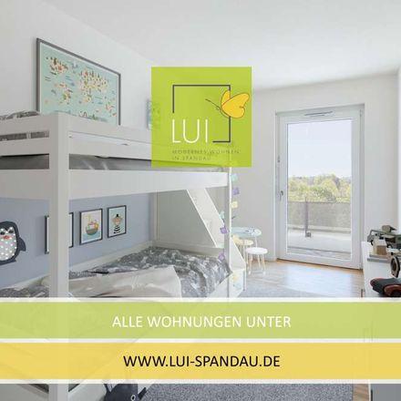 Rent this 4 bed apartment on Berlin in Wilhelmstadt, BERLIN