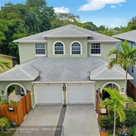 Rent this 3 bed townhouse on 1131 Northeast 3rd Avenue in Fort Lauderdale, FL 33304