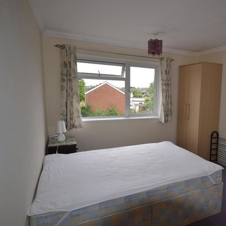 Rent this 2 bed apartment on 7 Carlyon Close in Exeter EX1 3AZ, United Kingdom