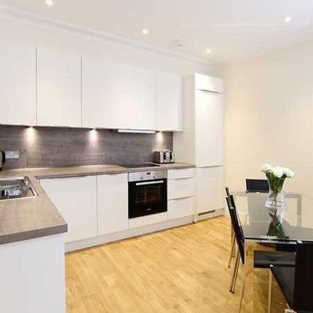Rent this 1 bed apartment on Hamlet Gardens in London W6 0SY, United Kingdom