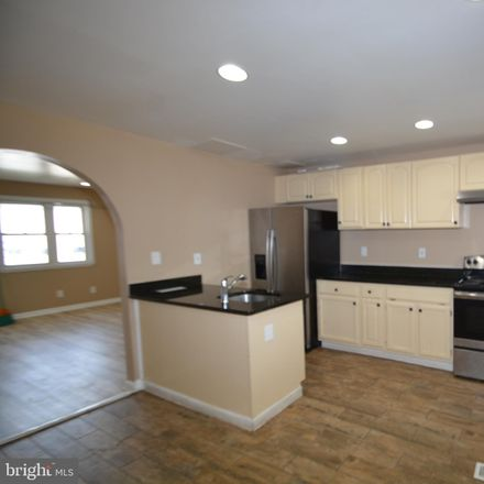 Rent this 3 bed townhouse on 408 51st Street in Eastpoint, MD 21224
