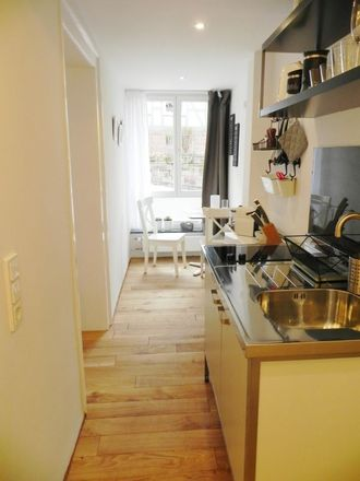 Rent this 1 bed apartment on Roter Graben 15 in 35037 Marburg, Germany