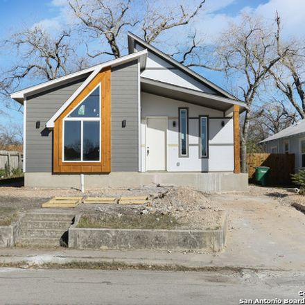 Rent this 3 bed house on Center St in San Antonio, TX