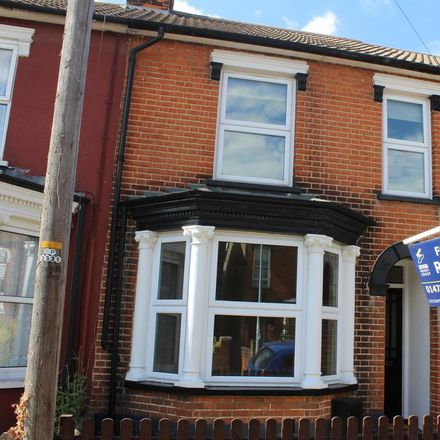 Rent this 3 bed house on Faraday Road in Ipswich IP4 1PU, United Kingdom