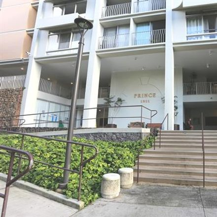 Rent this 1 bed condo on Prince Tower in 1511 Nuuanu Avenue, Honolulu
