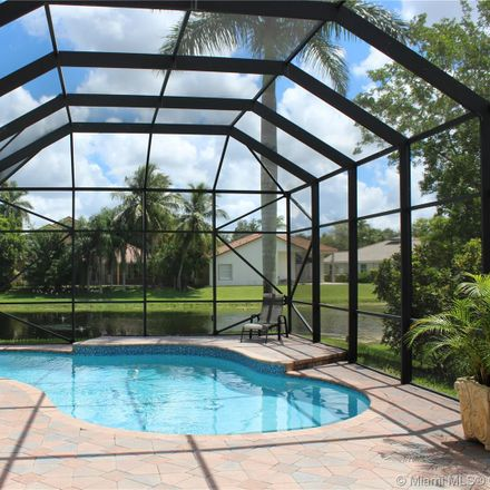 Rent this 5 bed house on 2644 Miller Court in Weston, FL 33332