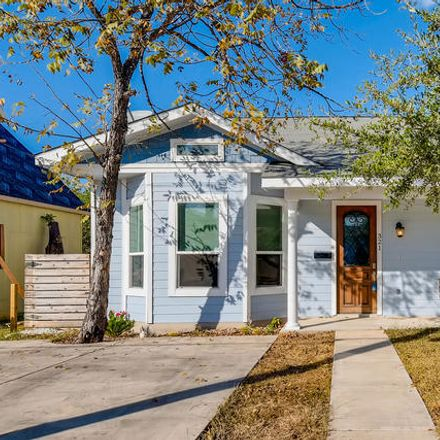 Rent this 3 bed house on 321 Burleson in San Antonio, TX