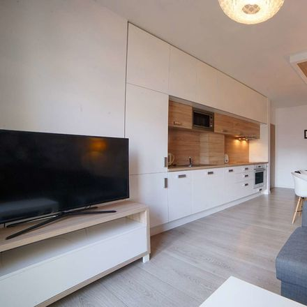 Rent this 1 bed apartment on Szafarnia in Gdańsk, Poland