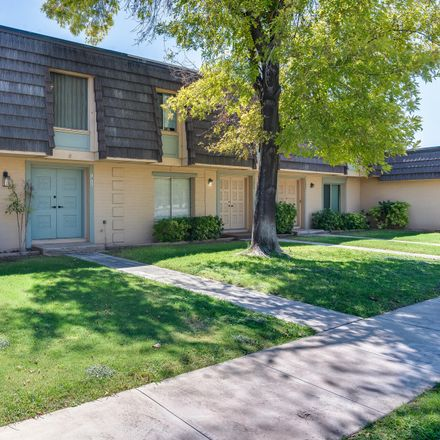 Rent this 4 bed townhouse on 1411 East Southern Avenue in Tempe, AZ 85282