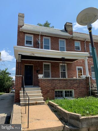 Rent this 3 bed townhouse on 2047 Ruxton Avenue in Baltimore, MD 21216
