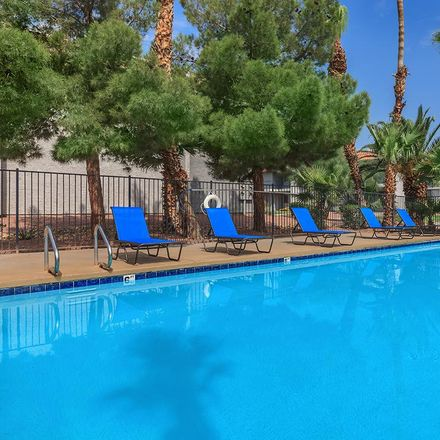 Rent this 2 bed apartment on 4101 Zavala Street in Spring Valley, NV 89103