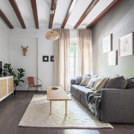 Rent this 3 bed apartment on Mercat de la Barceloneta in Plaça de la Font, 1