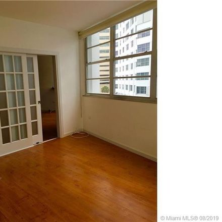 Rent this 1 bed condo on 905 Brickell Bay Drive in Miami, FL 33131