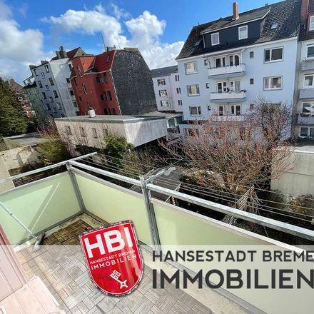 Rent this 3 bed apartment on Ubena von Bremen in Lloydplatz, 27568 Bremerhaven