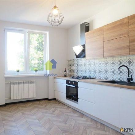 Rent this 3 bed apartment on Osiedle Teatralne 25 in 31-947 Krakow, Poland