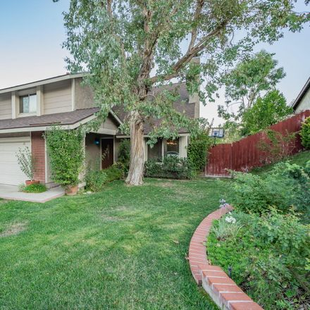 Rent this 4 bed house on 21736 Grovepark Drive in Santa Clarita, CA 91350