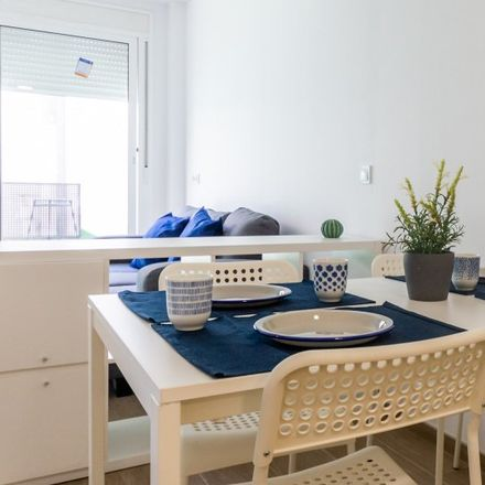 Rent this 1 bed apartment on Carrer de Portugalete in 08014 Barcelona, Spain