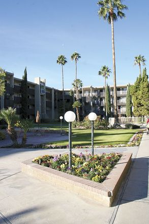 Rent this 2 bed apartment on 651 South Sherwood Village Drive in Tucson, AZ 85710