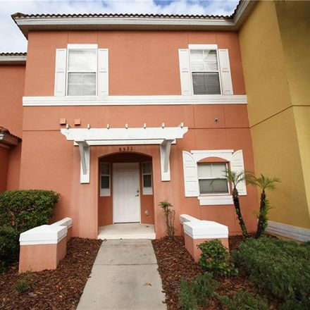 Rent this 3 bed townhouse on 8533 Bay Lilly Loop in Kissimmee, FL
