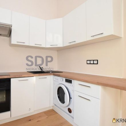 Rent this 2 bed apartment on Renaissance Business Centre in Kiełbaśnicza, 50-110 Wroclaw