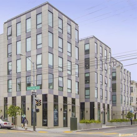 Rent this 1 bed apartment on 1523;1525;1527;1529;1531 15th Street in San Francisco, CA 94103