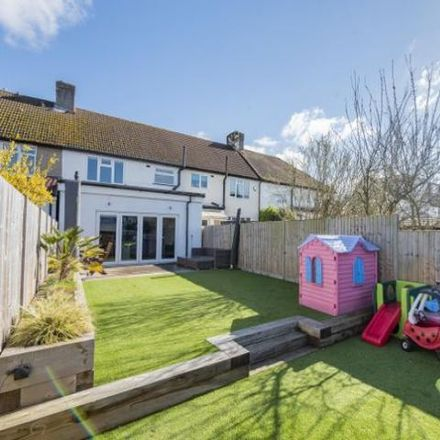 Rent this 3 bed house on Ruskin Walk in London BR2 8EP, United Kingdom