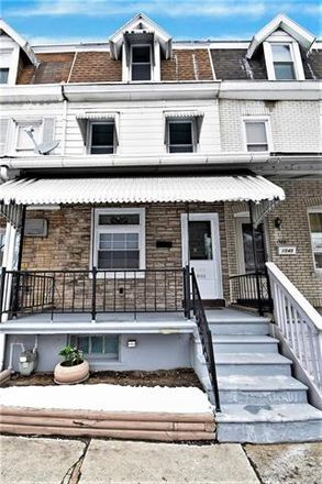 Rent this 3 bed townhouse on S 2nd St in Allentown, PA