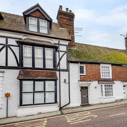 Rent this 2 bed house on 12 Tower Street in Rother TN31 7AT, United Kingdom
