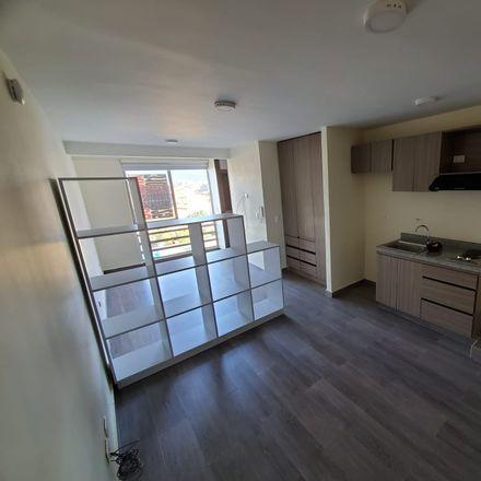 Rent this 1 bed apartment on Br. Ciudad Jardín Norte (Av. Boyacá - Av. Suba) in Avenida Carrera 72, Localidad Suba