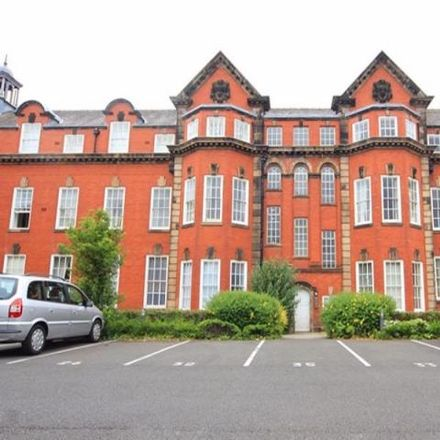 Rent this 2 bed apartment on The Blue Coat School in Church Road, Liverpool L15 9EE