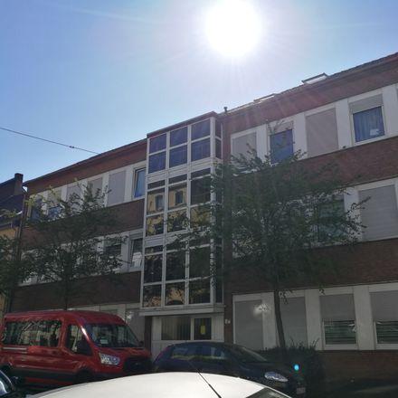 Rent this 4 bed apartment on Blumenstraße 88 in 47798 Krefeld, Germany